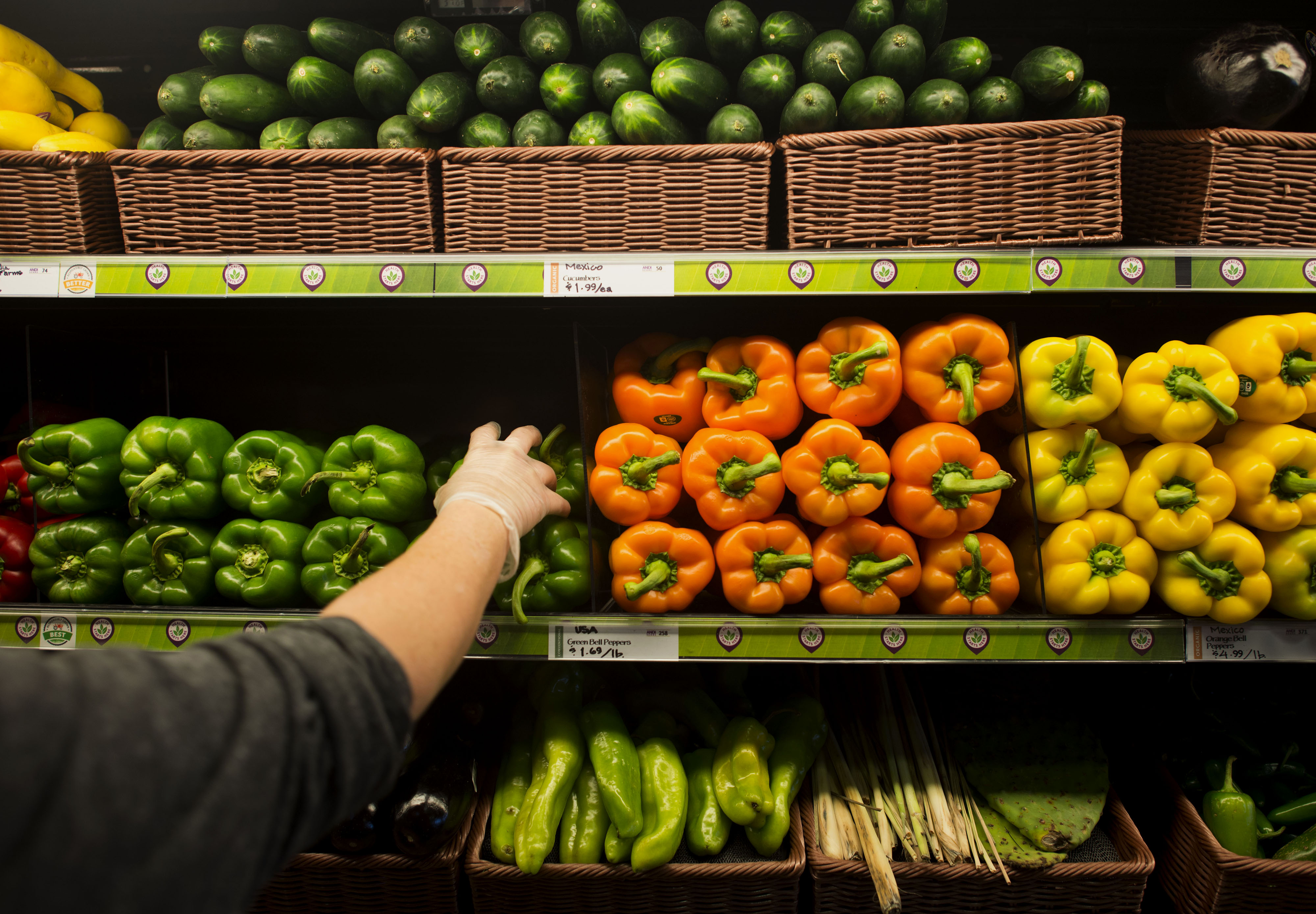 When Do Stores Restock Produce And When Should You Go Grocery